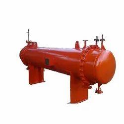 Steel Shell & Tube Heat Exchanger