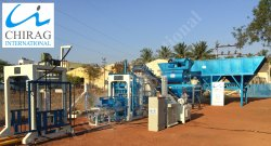 Chirag Advanced Technology Brick Making Machine