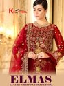 Khayyira Suit Elmas Luxury Chiffon Collection Pakistani Suits