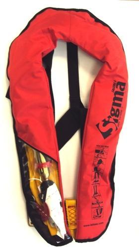 Lalizas Inflatable Life Jacket Sigma 150N 71096