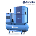 Compair L15 15 Kw Fixed Speed Rotary Screw Compressor