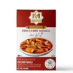 Mirza Sahab Fish Curry Masala, Packaging Size: 50 g, Packaging Type: Box