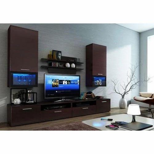 Pvc Lcd Wall Unit At Rs 1500 Unit Lcd Tv Cabinet Id 15185124048