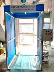 COVID-19 Disinfection Tunnel Booth