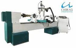 CNC Wood Turning Lathe Machines