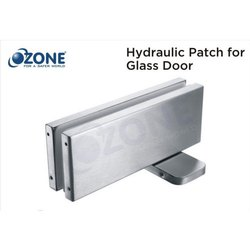 Ozone Ss Patch Fitting Lock Door
