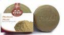 Round Multani Matti Handmade Soap