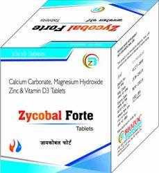 Calcium Carbonate & Vitamin D3  Tab