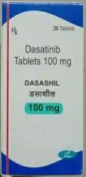 Dasatinib Dasashil 50 Mg, 100mg, 70mg