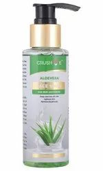 Green Crush Me Aloe Vera Face Wash, For Personal, Parlour, Packaging Size: 100ml