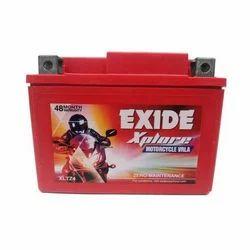EXIDE Xplore XLTZ 4