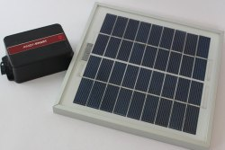 Solar Rechargeable  Asset Tracker