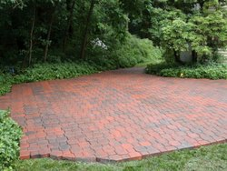 Brick Paver Color Blended