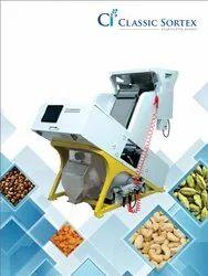 Groundnut color Sortex Machine
