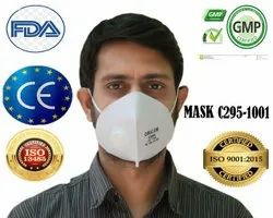 Disposable N95 Face Mask with respirator