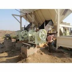 Crusher Machine Job Work