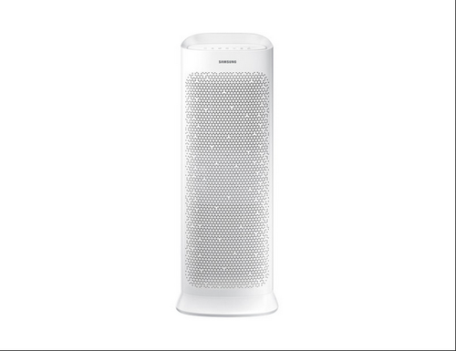 White And Silver AX7000 Air Purifier With HEPA Pro Filter, 93.1m