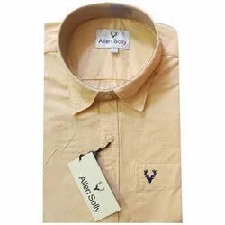 M Plain Ens Foral Shirt