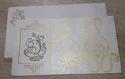 White Christian Wedding Card Oct-5430