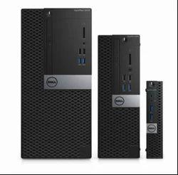 Dell Optiplex 7080 Mt Desktop Pc, Hard Drive Capacity: 500GB, Windows And Ubuntu Also