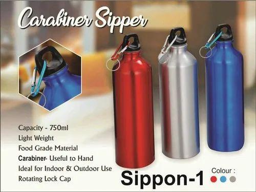 Carbiner Sipper Bottles
