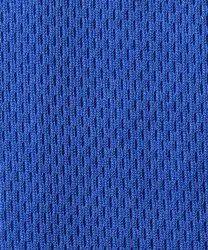 100% Polyester Brito Eyelet Knit Fabrics 140 GSM