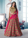 Party Wear Designer Indo Western Style Lehenga Choli