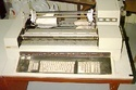 Teleprinter Cash Roll Machine