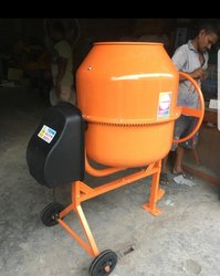 Half Bag Concrete Mixer 200 Lit
