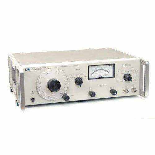 Audio Frequency Oscillator, ऑडियो ऑसीलेटर in Basaveshwar Nagar, Bengaluru ,  Amrutha Scientific Company | ID: 12578467555
