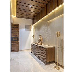 Smart Wooden Foyer Furniture, For Home, Hotel