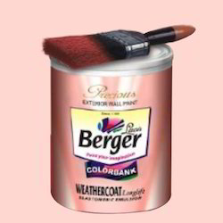 Berger Weathercoat Exterior Wall Paint