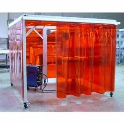 Welding PVC Strip Curtains