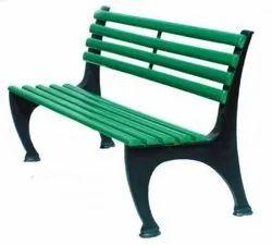 Porch Path Furniture Cast Iron Chair