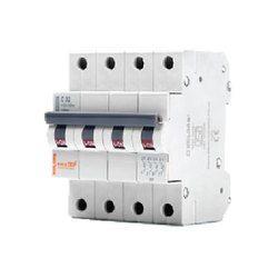 Kwik Trip Four Pole Electrical Switchgear