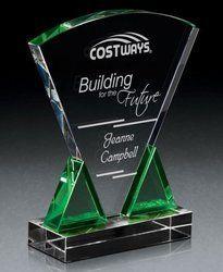 Costway Crystal Trophy