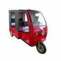 Edmrc 5 Seater E Rickshaw, Model: Yuva, Seating Capacity: Driver + 4 Passenger