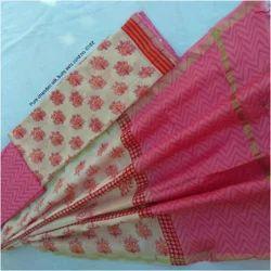 Design Chanderi Suit