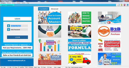 Speed Plus Gst Accounting Software