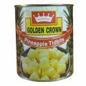 840 gm Pineapple Tidbits