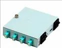 3c3 Din Rail Patch Panel, For Networking, 6 And 12