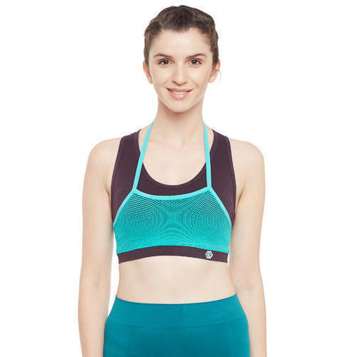 05def8e0be Polyamide Ladies Stylish Sports Bra