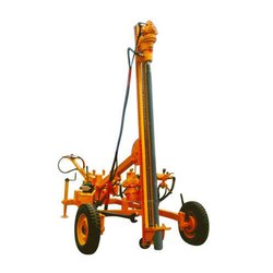 Portable Drilling Rigs Only Mounting