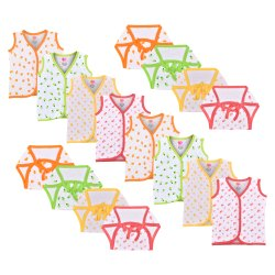 Childrens Boys & Girls Casual Vest Shorts