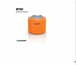 BLAUPUNKT BT-01 Orange Bluetooth Speaker