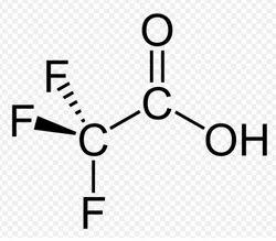 Liquid Trifluoroacetic Acid, Grade Standard: Bio-Tech Grade, for Industrial