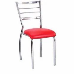 Saify Ss (body) Stainless Steel Dining Chair