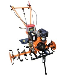 Power Weeder 7 HP Diesel Self Start