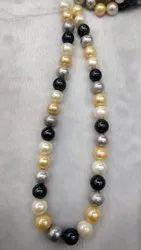 Multi Freshwater pearl String