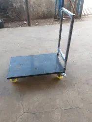 SAM Mild Steel Trolley for Supermarket, Load Capacity: 100-150 kg